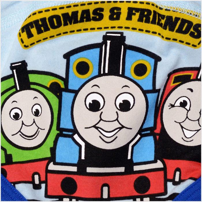 きかんしゃトーマス(THOMAS) 3層トレーニングパンツ3枚組