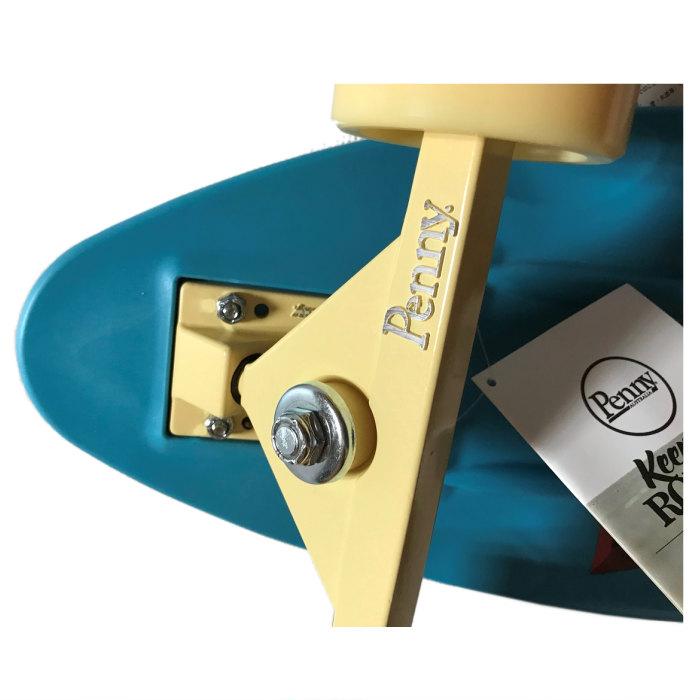 "PENNY SKATEBOARD ペニースケートボード 36インチ ロングボード2LGR1GRAPHICS 36"" POSTCARD COASTAL  ウィール69mm  正規品"