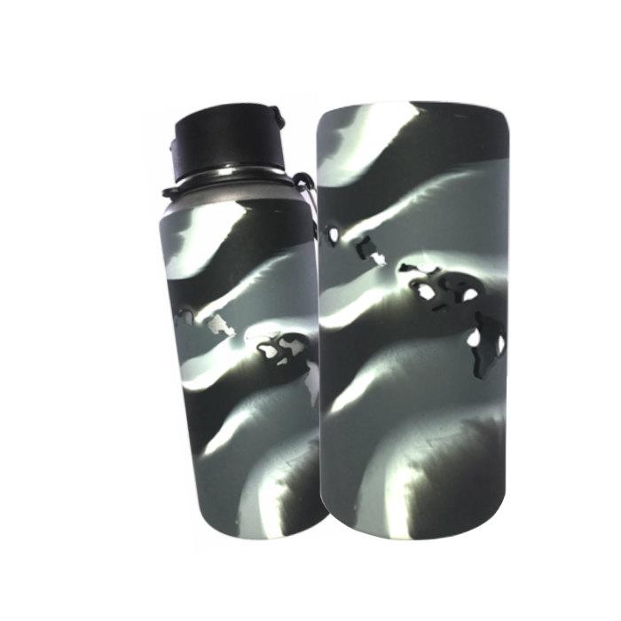 HydroSkins ハイドロスキンズ HydroFlask ハイドロフラスク 専用 32oz シリコンカバー HAWAII ハワイ アイランドロゴ ハワイ限定 正規品