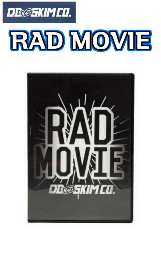 DB(ディービー)RAD MOVIE(ラッド)DVD FLATSKIM(フラットスキム)