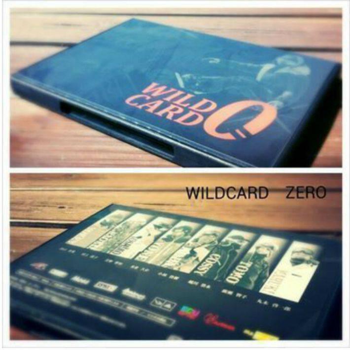 CARVMAN カーブマン WILD CARD 0 ワイルドカード ゼロ DVD フリーライディング テクニカル カービング スノー