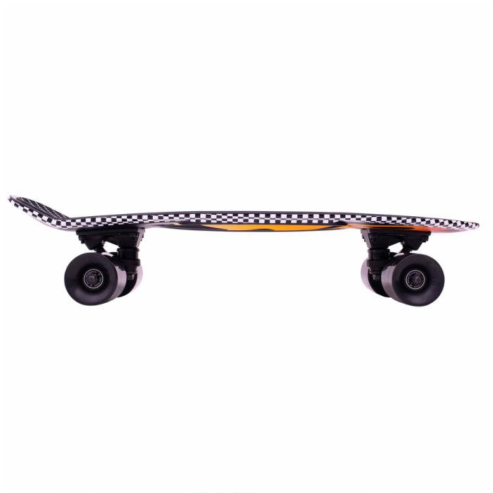 "PENNY SKATEBOARD ペニースケートボード OPEN ROAD 22"" FLAME 22インチ オープンロード  ウィール59mm ベアリング Abec7 STEEL  正規品"