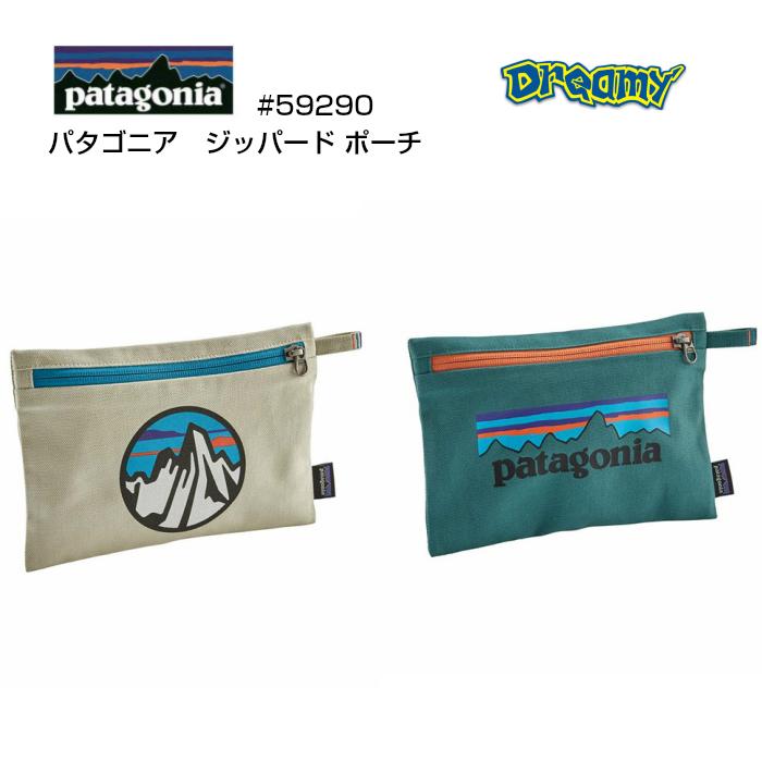 patagonia パタゴニア パタゴニア ジッパード ポーチ 59290 オーガニックコットン フェアトレード キャンバス トート・バッグ 2019 正規品