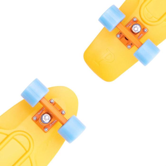 "PENNY SKATEBOARD ペニースケートボード CLASSICS 27""  1NCL7 NICKEL 27インチ HIGH VIBE クラシックス  ウィール59mm  Abec7 STEEL 正規品"