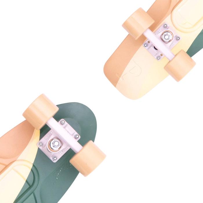 "PENNY SKATEBOARD ペニースケートボード POSTCARD 27""  SWIRL  27インチ 1NGR5 NICKEL ポストカード  ウィール59mm  Abec7 正規品"