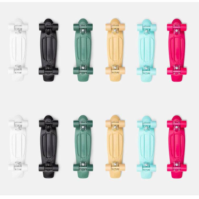 ★即納!ペニー★Penny ペニースケートボード STAPLES ステープル 0pst1 新色 22インチ 特殊プラスティック ウィール59mm  Abec7 STEEL 正規品