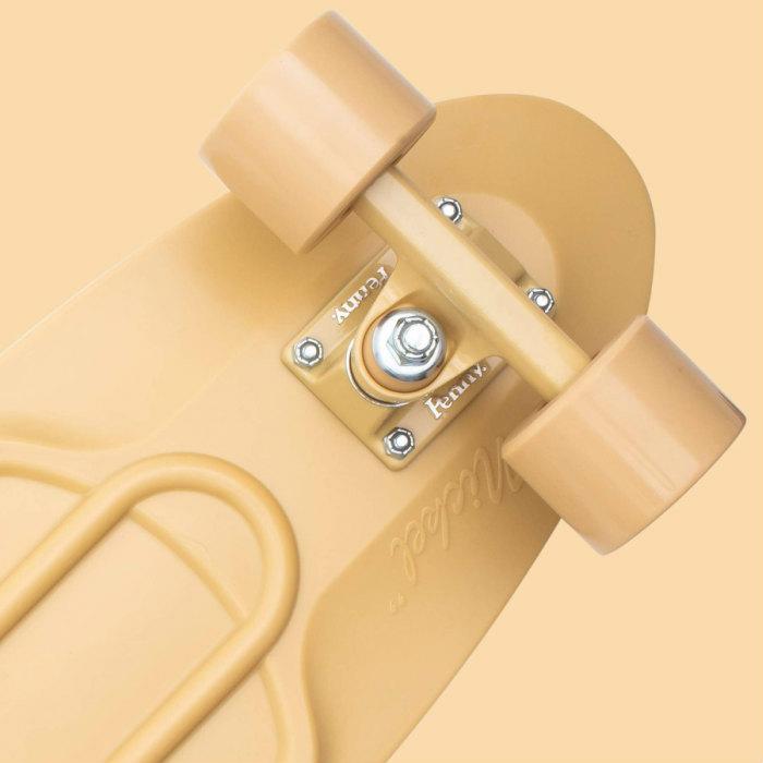 ★即納★Penny ペニースケートボード STAPLES ステープル 1NST1 新色 27インチ BONE 特殊プラスティック ウィール59mm  Abec7 STEEL 正規品