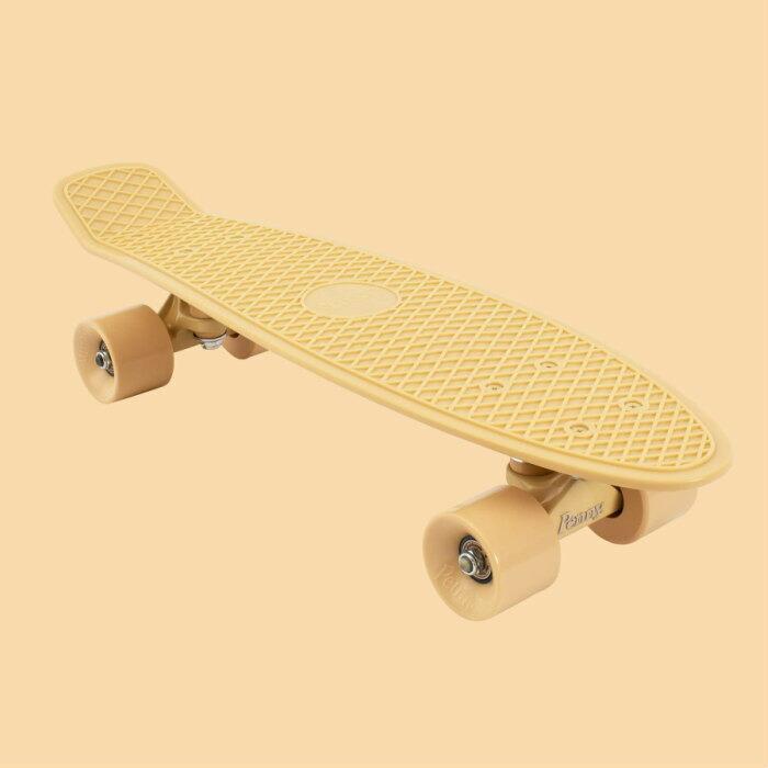 ★即納★Penny ペニースケートボード STAPLES ステープル OPST1 新色 22インチ BONE 特殊プラスティック ウィール59mm  Abec7 STEEL 正規品