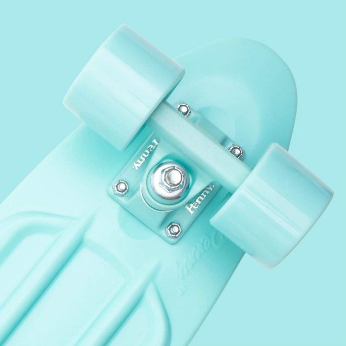 ★即納★Penny ペニースケートボード STAPLES ステープル OPST1 新色 22インチ MINT 特殊プラスティック ウィール59mm  Abec7 STEEL 正規品