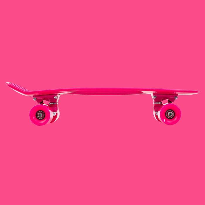 ★即納!ペニー★Penny ペニースケートボード STAPLES ステープル OPST1 新色 22インチ PINK 特殊プラスティック ウィール59mm  Abec7 STEEL 正規品