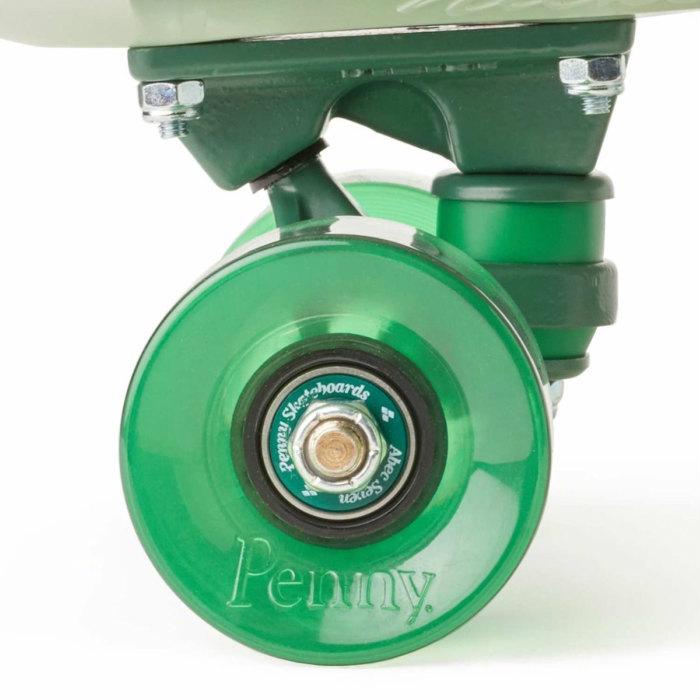 ★即納★Penny ペニースケートボード CLASSICS クラシックス 1NCL6 新色 27インチ SAGE 特殊プラスティック ウィール59mm  Abec7 STEEL 正規品