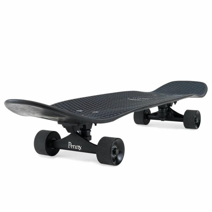 ★即納★Penny ペニースケートボード HYBRID CRUSER 3PKD2 新色 32インチ BLACKOUT 特殊プラスティック  Abec7 STEEL 正規品