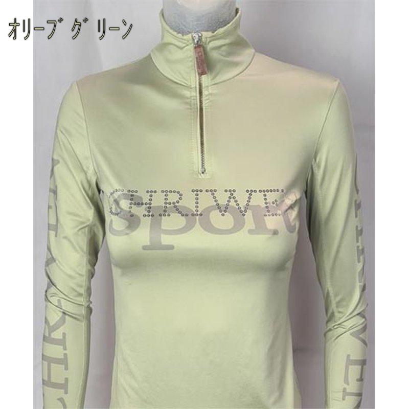 CW トレーニングシャツ長袖/春夏