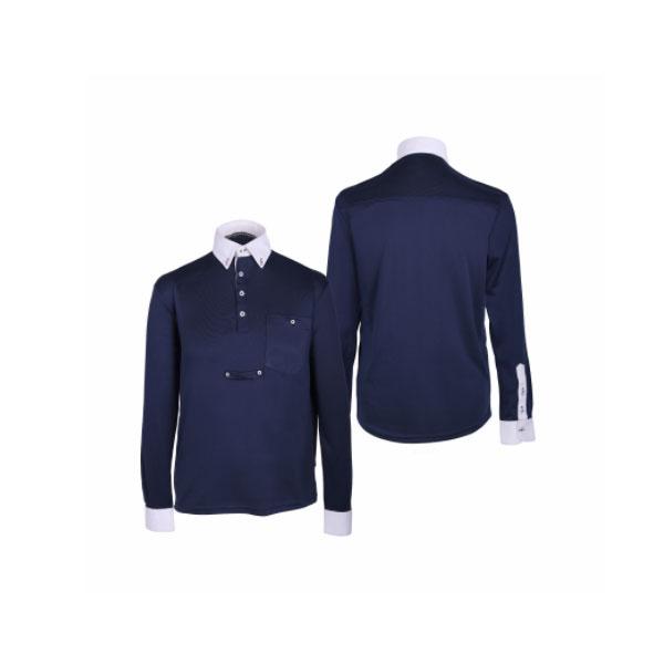 QHP メンズコンペティションシャツ ロアルド