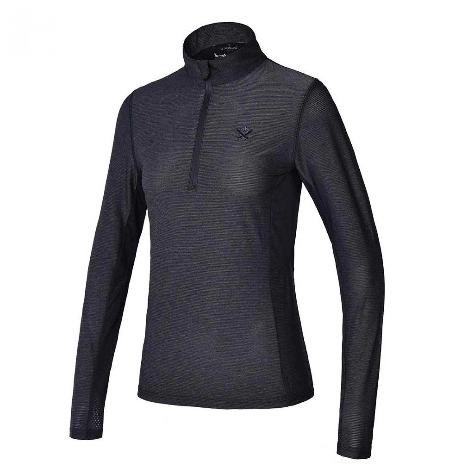 (KL)セレニティ レディーストレーニングシャツ