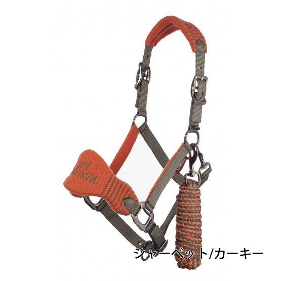 ヴォーグ フリース ヘッドカラー&ロープ