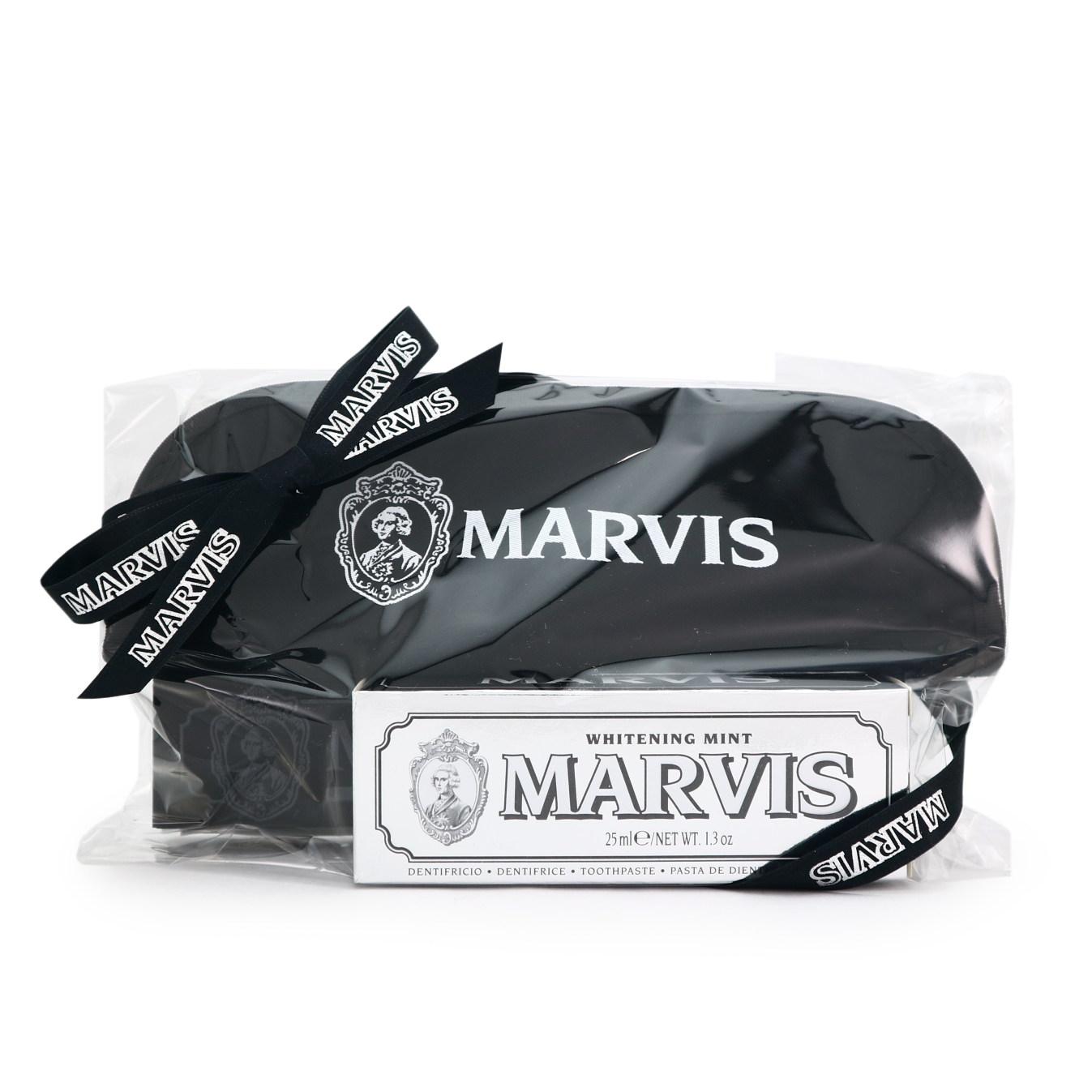 TRAVEL SET BK/MARVIS(トラベルセット)