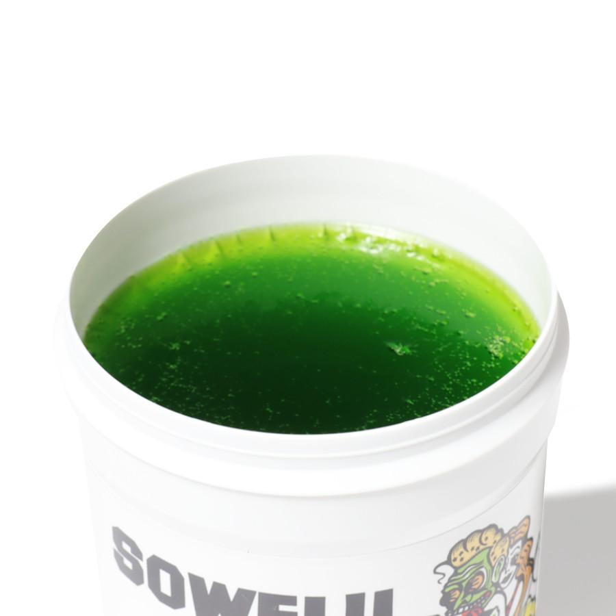 GREASY SLIME JIM POMADE(GREEN SLIME)_R/SOWELU(ポマード)