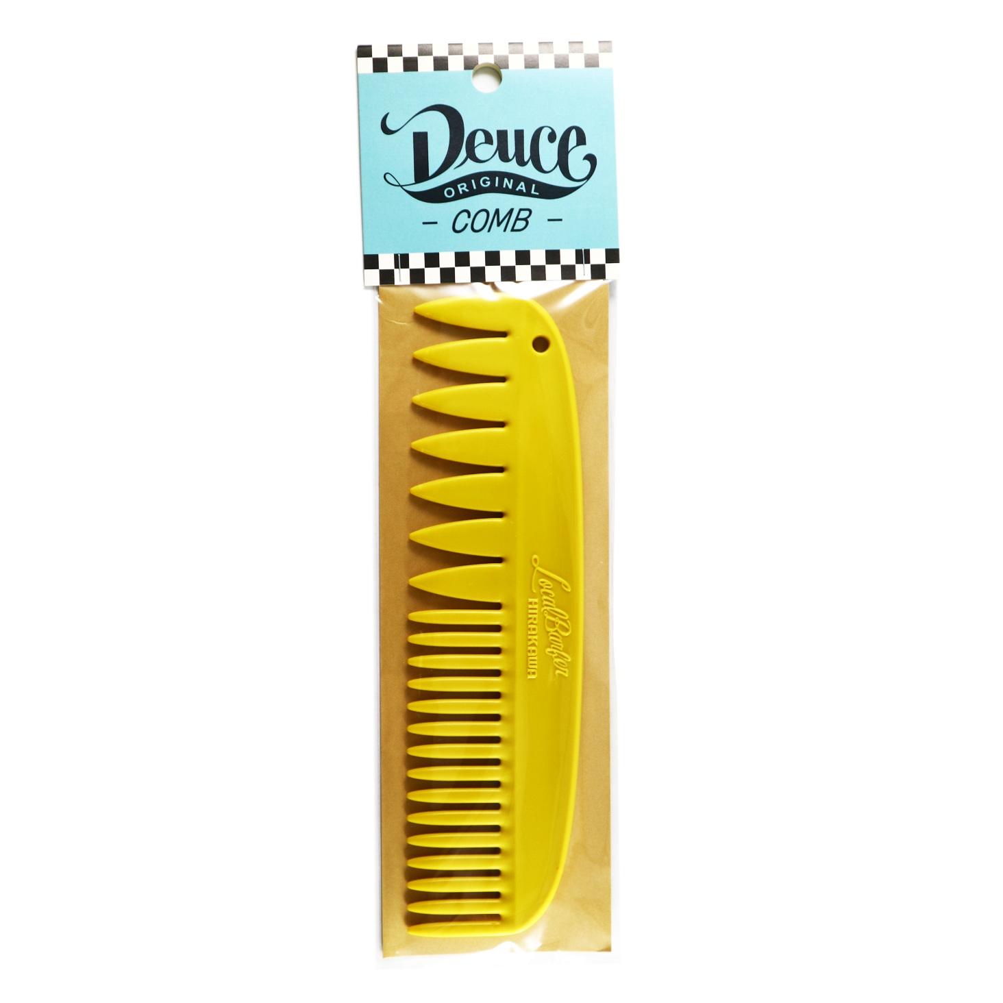 Deuce Comb(イエロー)/Deuce(コーム)