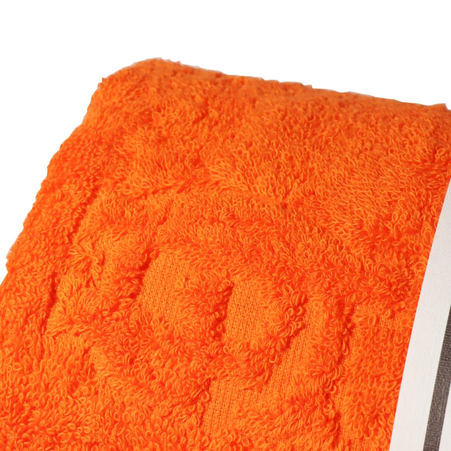フェイスタオル ファミリークレスト Orange(2pack)/GLAD HAND APOTHECARY(フェイスタオル)