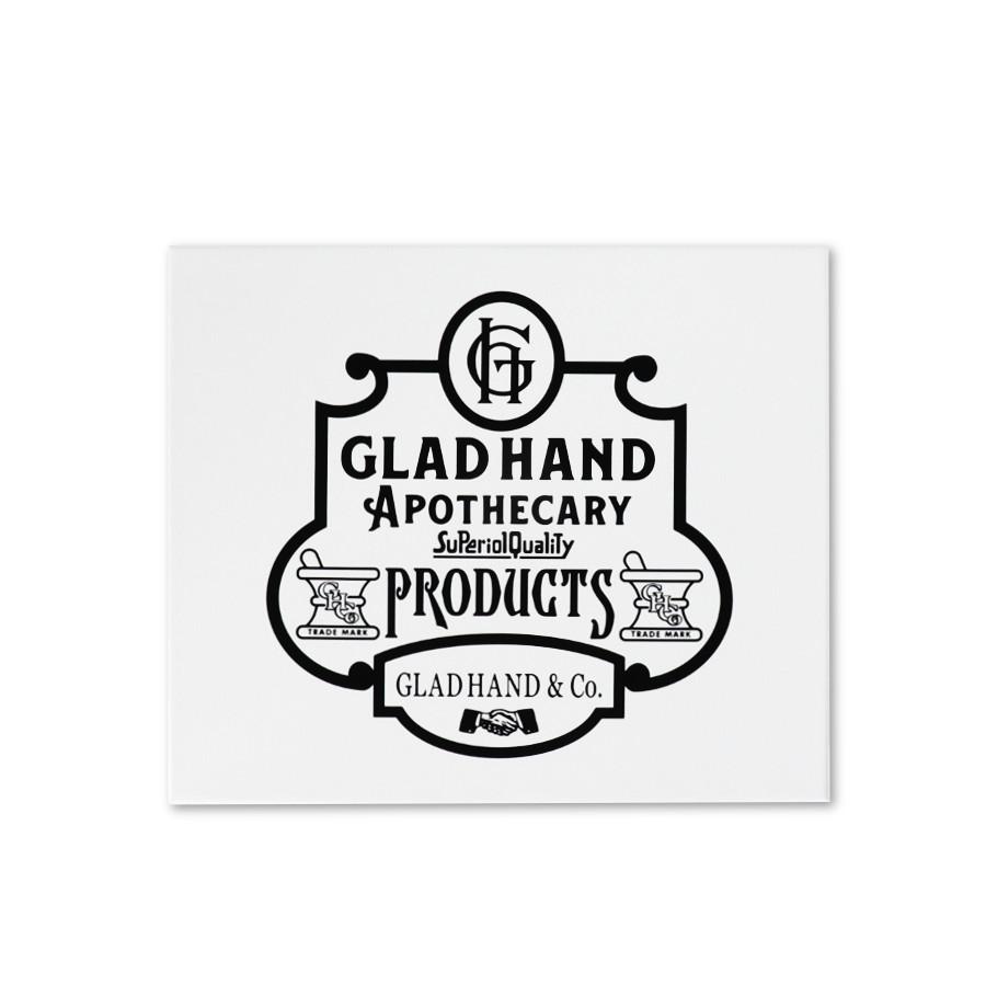フェイスタオル ファミリークレスト Navy(2pack)/GLAD HAND APOTHECARY(フェイスタオル)