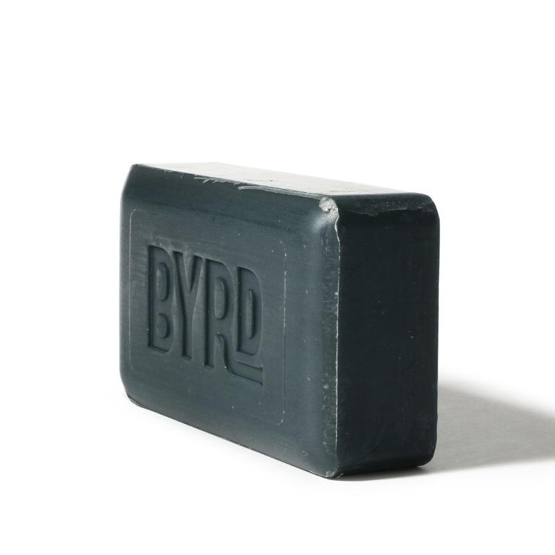 チャコールバーソープ 140g/BYRD(石鹸)