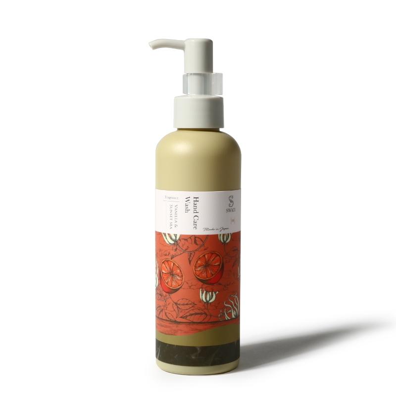 Hand Care Wash (Vanilla & Sunset sea) / SWATi(ハンドソープ)