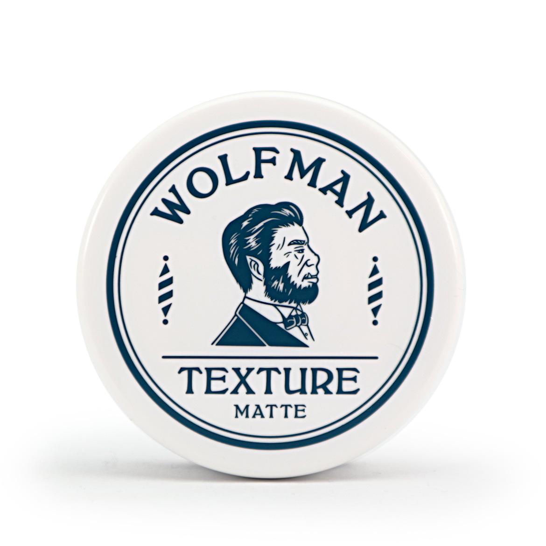 ウルフマン テクスチャー マット/WOLFMAN(ワックス)