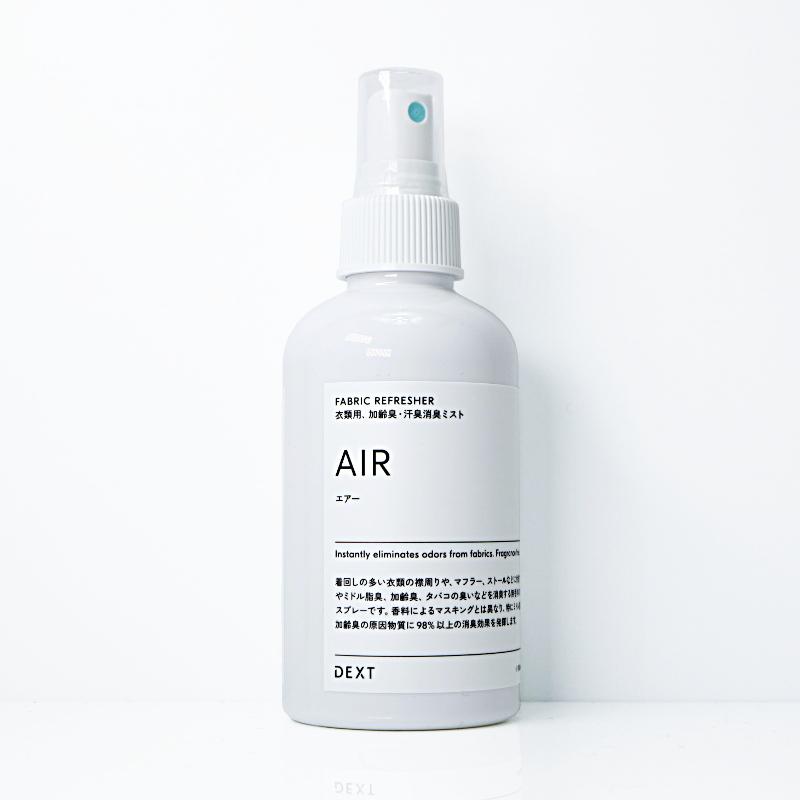 AIR ファブリック リフレッシャー/DEXT(ファブリックスプレー)