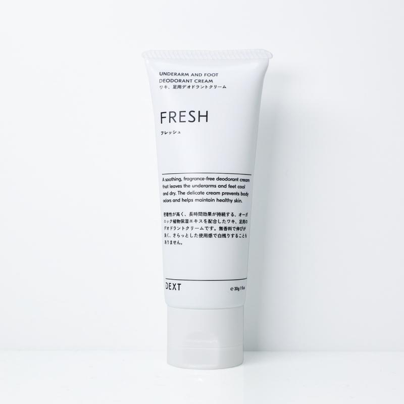 FRESH ワキ&足用デオドラントクリーム/DEXT(デオドラントクリーム)
