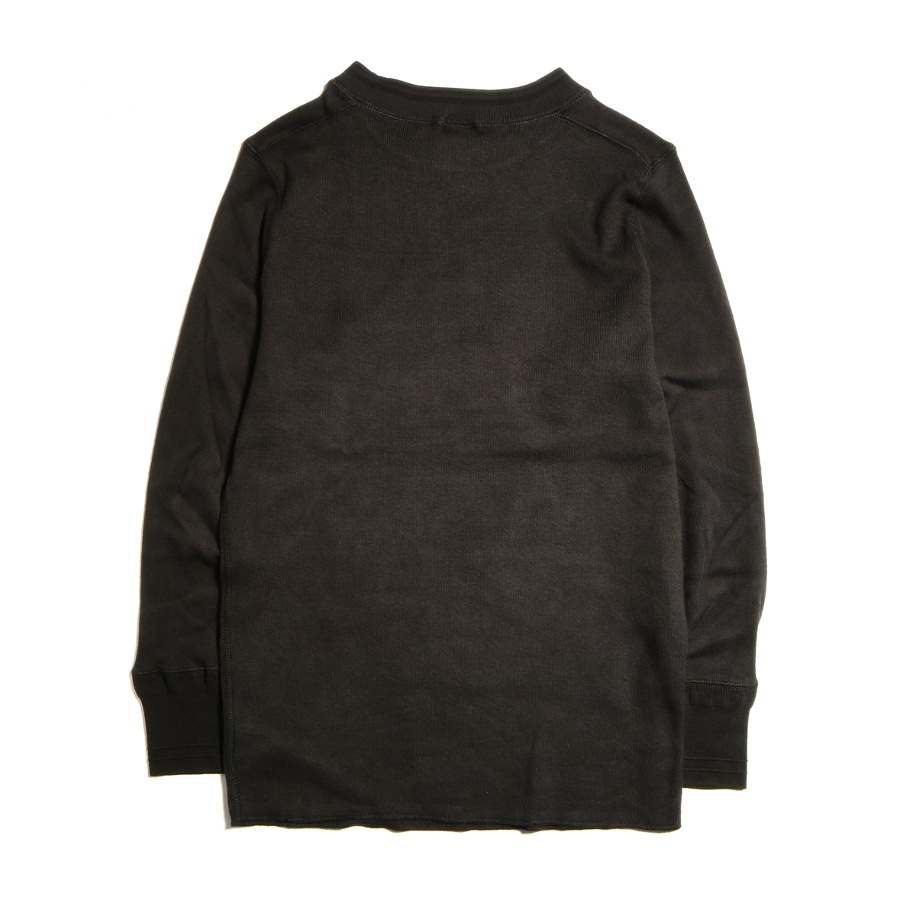 THICK L/S T-SHIRTS BK/GLAD HAND (Tシャツ)