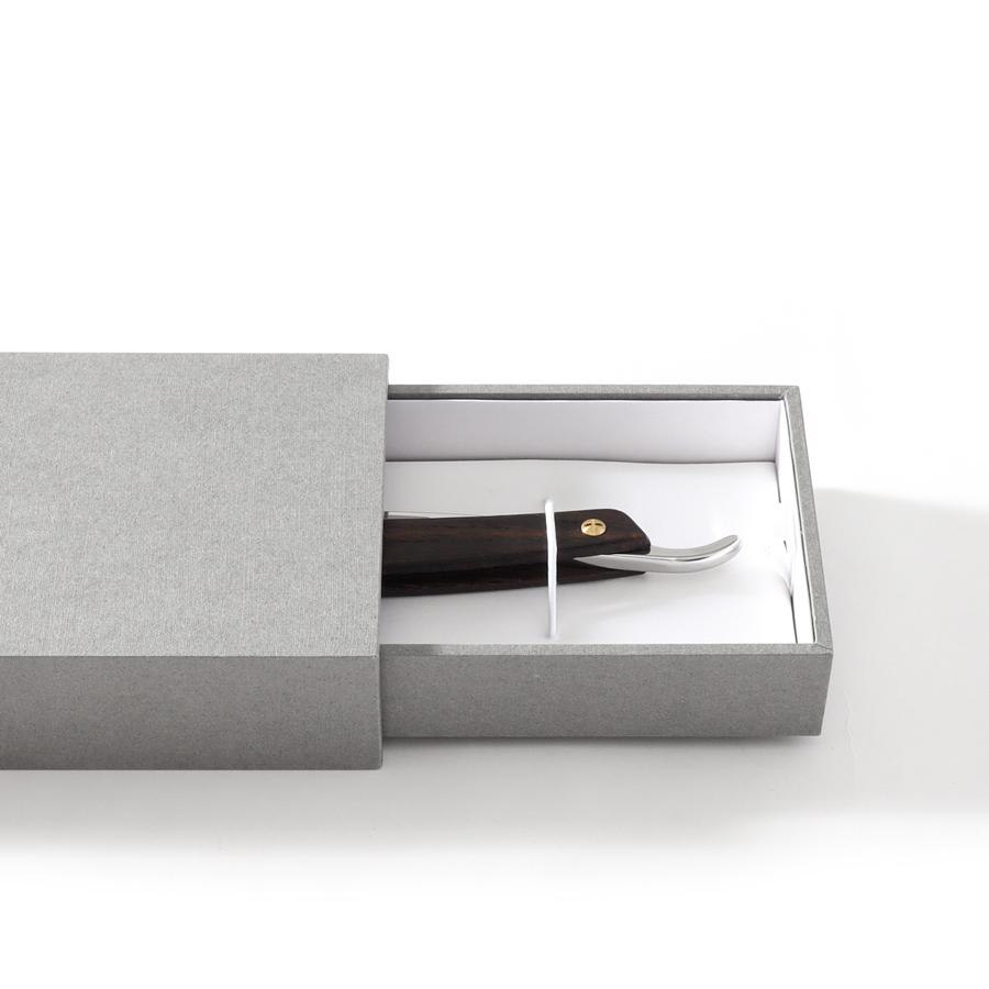 ストレート レイザー(ボグオーク)RM73/MUHLE(片刃カミソリ)