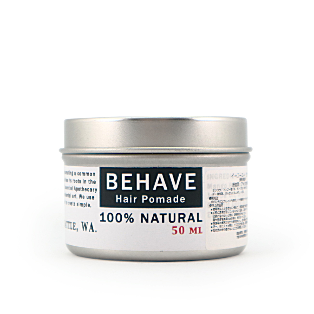 BEHAVE/EAA(ポマード)