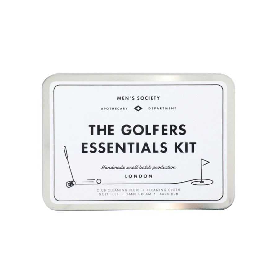 ゴルフセット THE GOLFERS ESSENNTIALS KIT/MEN'S SOCIETY(ゴルフセット)