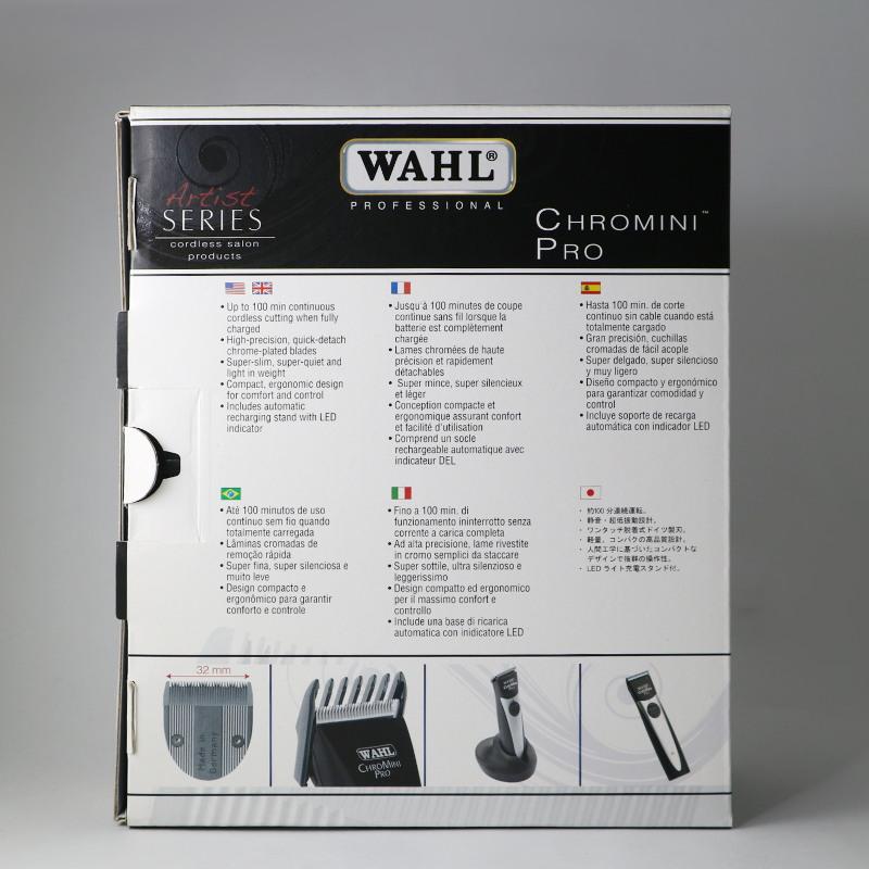 クロミニ プロ(ブラック)/WAHL(トリマー)