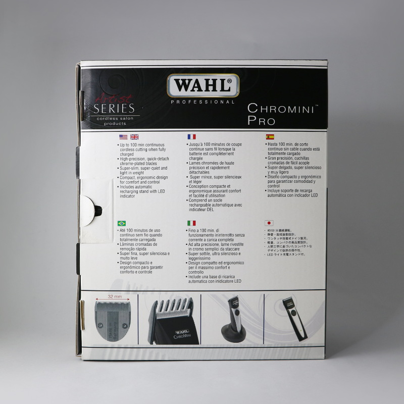 クロミニ プロ(ホワイト)/WAHL(トリマー)