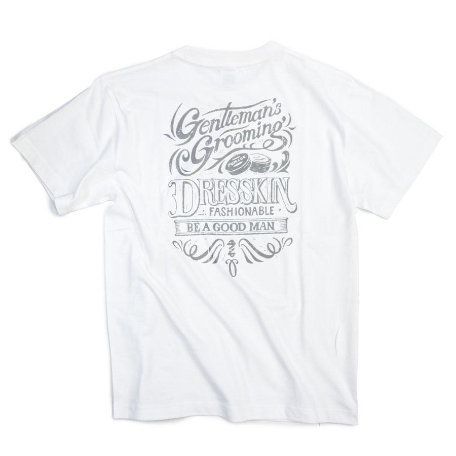 Gentleman's Grooming TEE/DRESSKIN(Tシャツ)