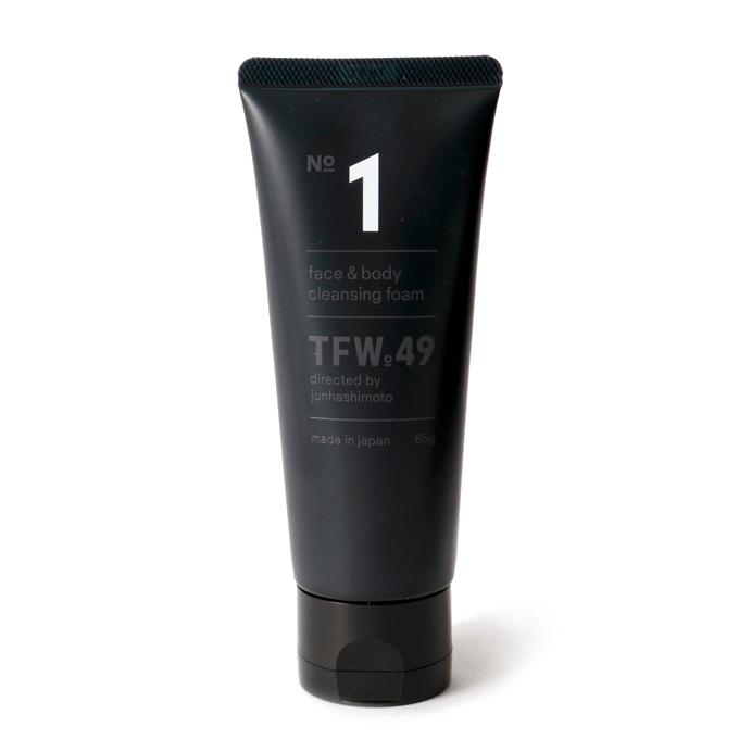 #1 CLEANSING FOAM 65g/TFW49(洗顔)