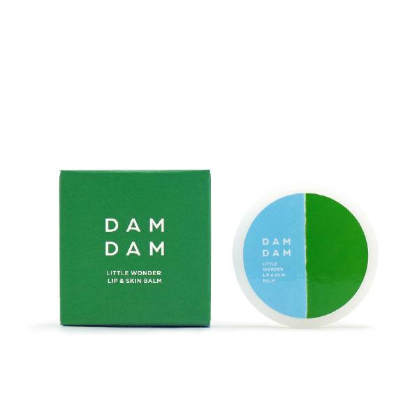 リトルワンダー リップアンドスキンバーム/DAMDAM(リップクリーム)