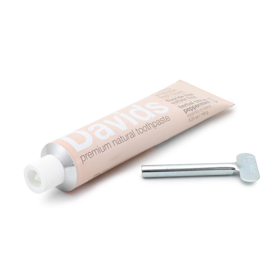 ホワイトニング トゥースペーストH(ハーバルシトラスミント)/Davids(歯磨き粉)