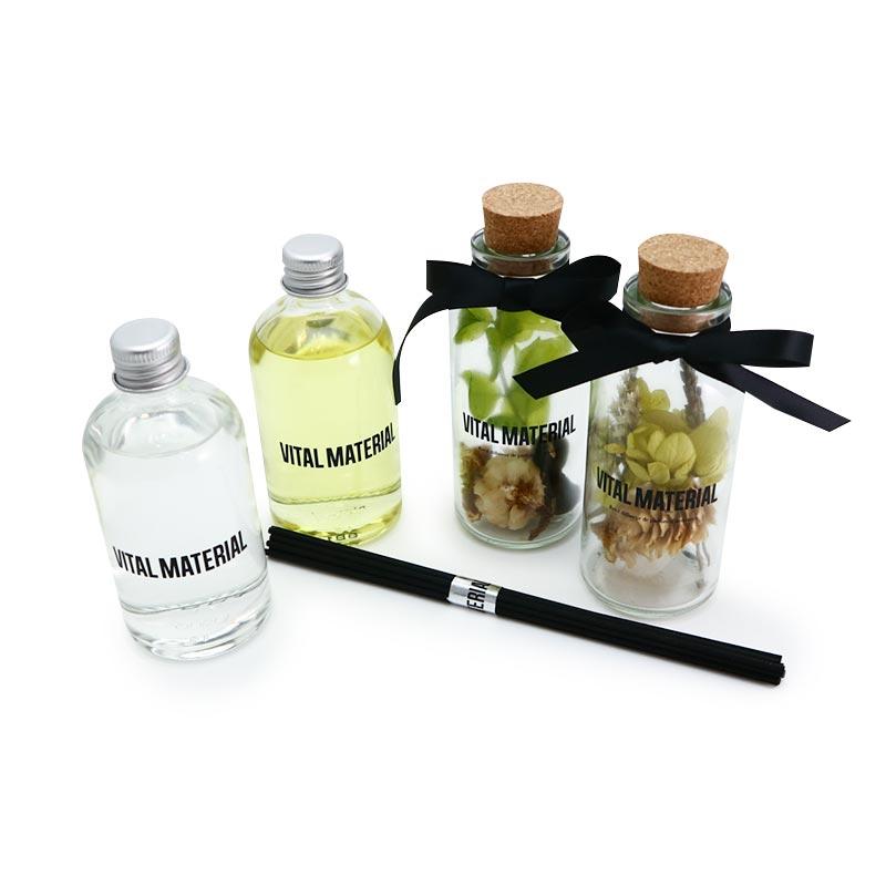 ベルガモット,ネロリ mini bottle SET リードディフューザー/VITAL MATERIAL(ディフューザー)