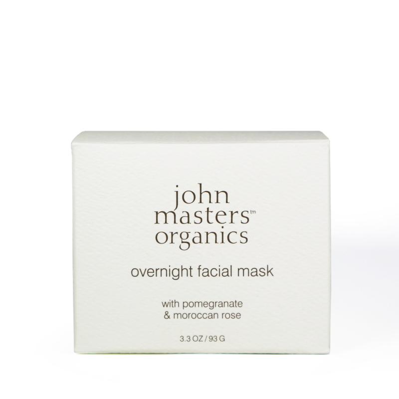 P&M オーバーナイトフェイシャルマスク/john masters organics(フェイスマスク)