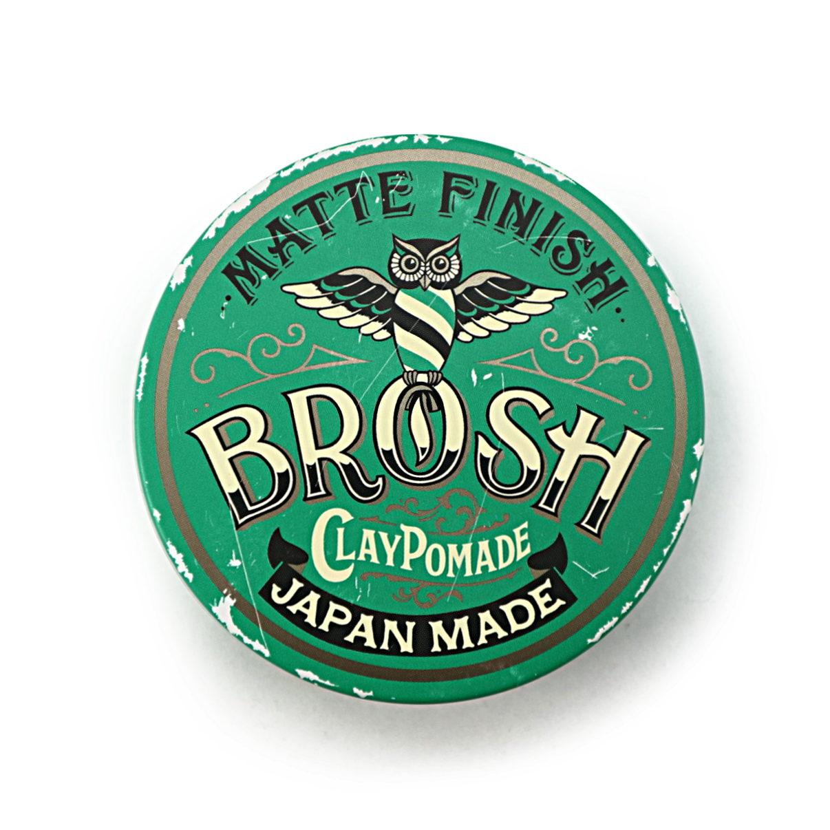 クレイポマード/BROSH(ポマード)