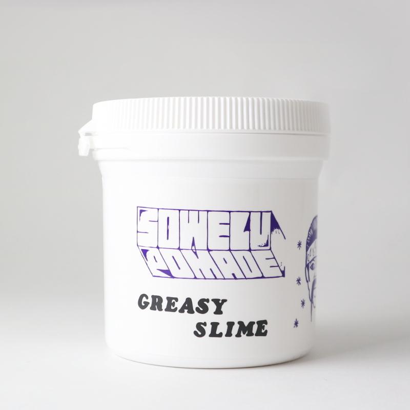 GREASY SLIME JIM POMADE(YELLOW SLIME)/SOWELU(ポマード)