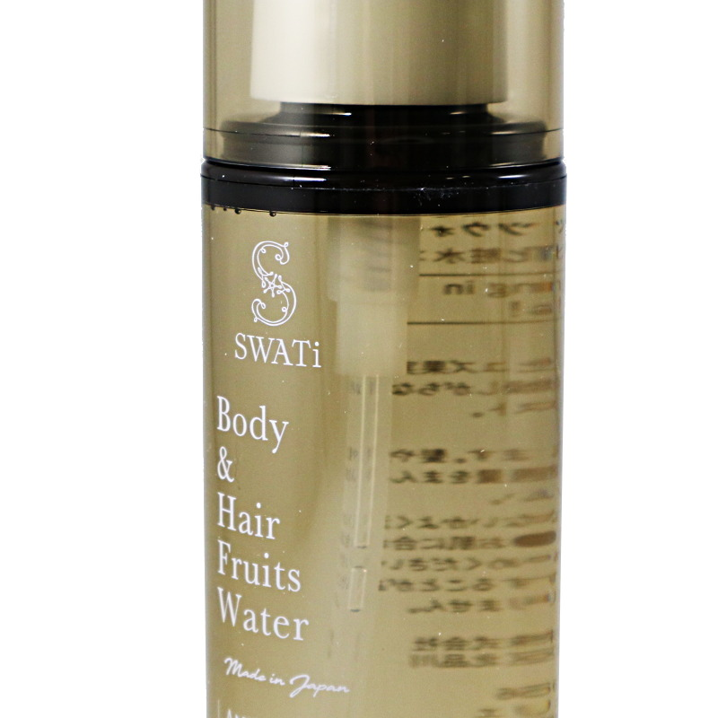 Body&Hair Fruits Water (Vanilla & Sunset sea) / SWATi(ボディ&ヘアウォーター)