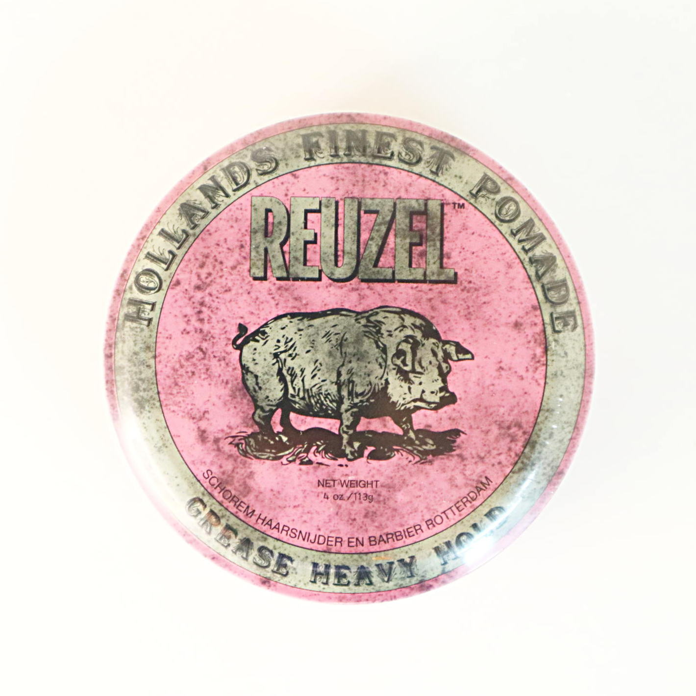 HEAVY HOLD GREASE/REUZEL_A(ポマード)