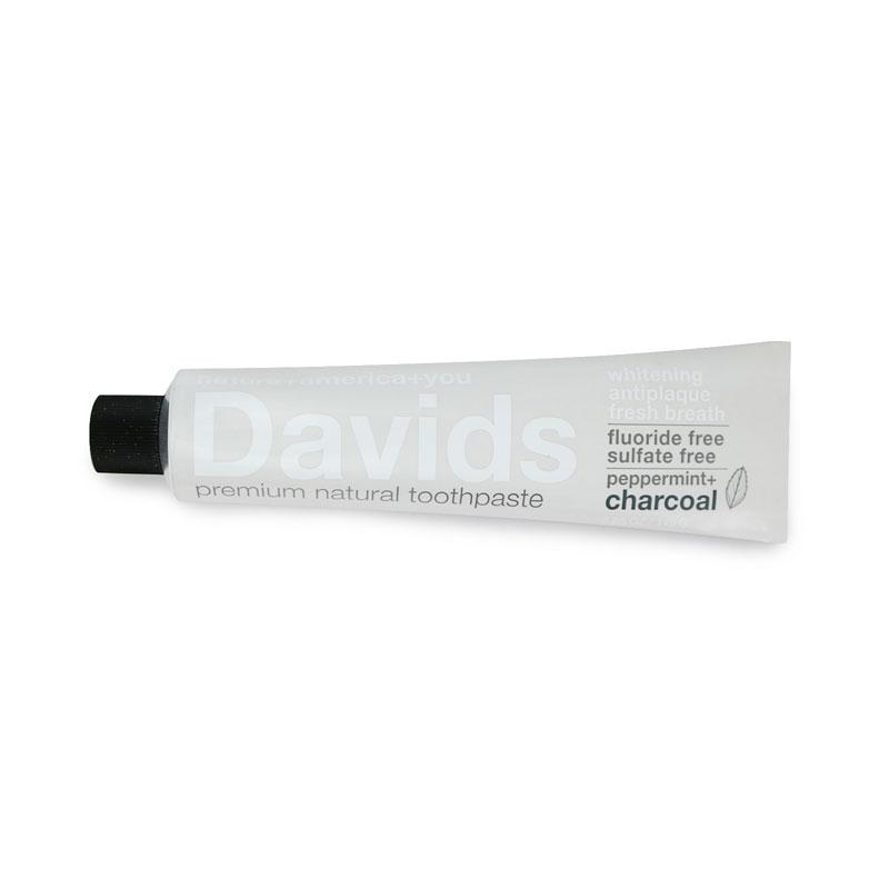ホワイトニング トゥースペーストC(チャコール)/Davids(歯磨き粉)