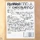 CBDチョコレートバー ストロベリー&ピスタチオ(ブランチョコ)/RinWell(CBDチョコレート)