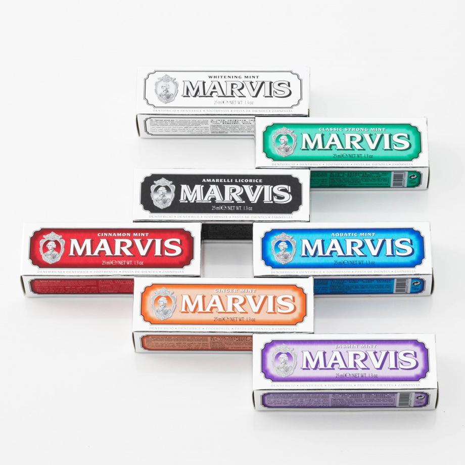 ブラックボックス/MARVIS(歯磨き粉)