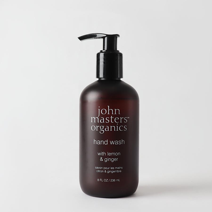 L&G ハンドウォッシュ(レモン&ジンジャー)/john masters organics(ハンドウォッシュ)